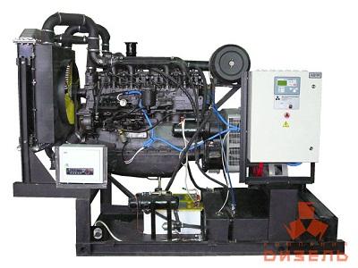 Дизельная электростанция АД100 на двигателе ММЗ