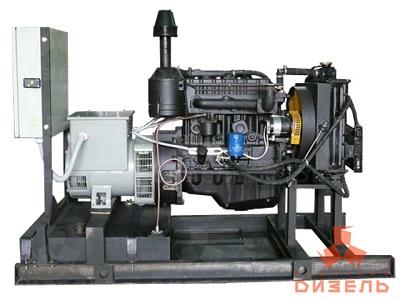 Дизельная электростанция АД30 на моторе ММЗ
