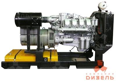 Дизельная электростанция АД200 на двигателе ТМЗ