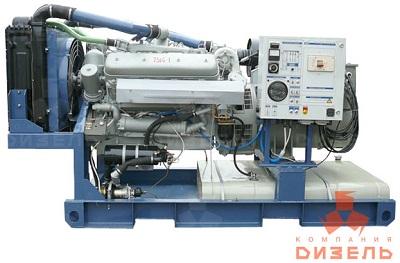 Дизельная электростанция АД200 на двигателе ЯМЗ
