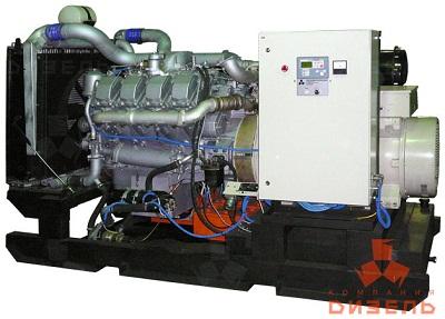 Дизельная электростанция АД250 на двигателе ТМЗ