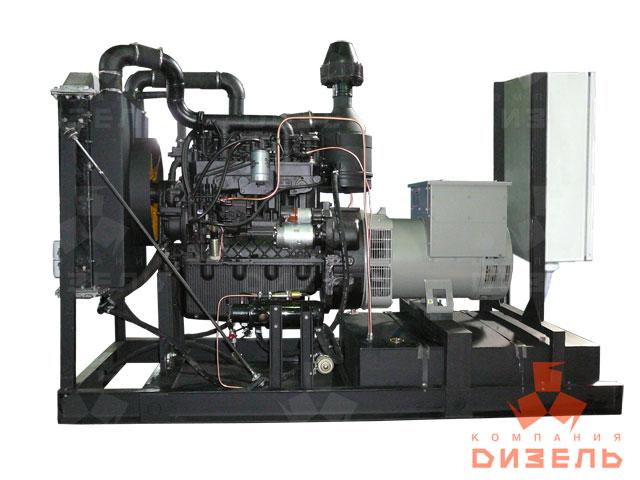 Дизельная электростанция АД60 на двигателе ММЗ