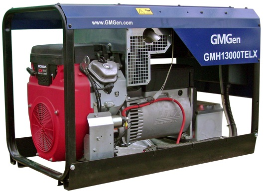 Бензиновая электростанция GMGen GMH13000TELX