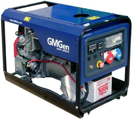 Бензиновая электростанция GMGen GMH15000TELX