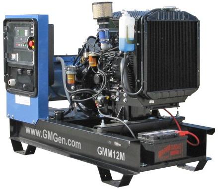 Дизельная электростанция GMGen GMM12M