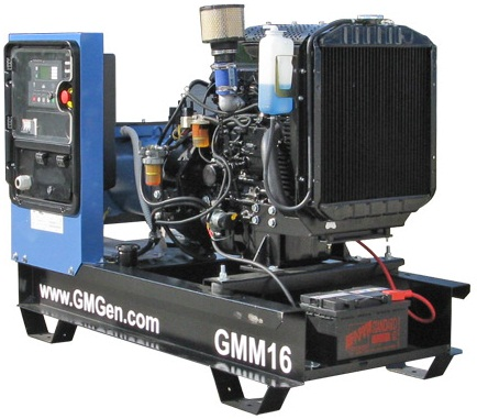Дизельная электростанция GMGen GMM16