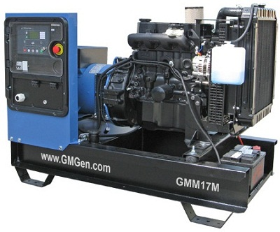 Дизельная электростанция GMGen GMM17M
