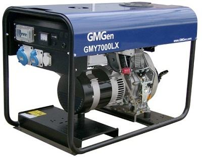 Дизельная электростанция GMGen GMY7000LX